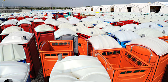Champion Portable Toilets in Fountain Valley, CA